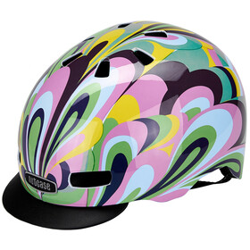 Nutcase Street MIPS Helm, wavy gravy gloss